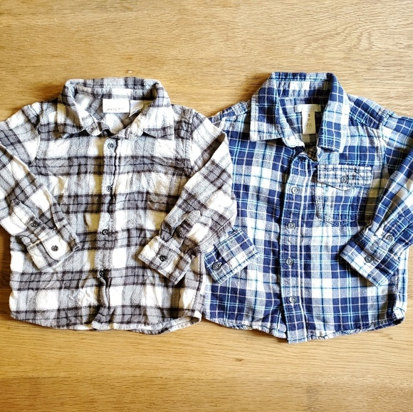 jumping beans Other - 3T Flannel Bundle